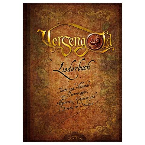 √Versengold Liederbuch - Band I von Versengold - Book jetzt im Bravado Shop