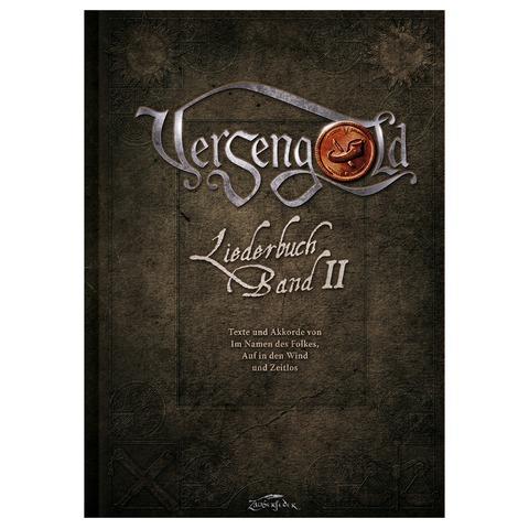 √Versengold Liederbuch - Band II von Versengold - Book jetzt im Bravado Shop