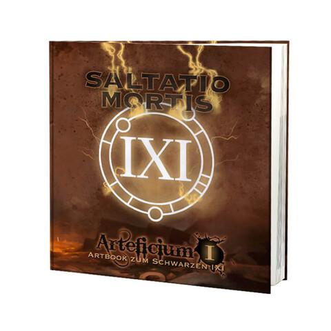 √Artbook zum schwarzen Einmaleins von Saltatio Mortis - Buch jetzt im Bravado Shop