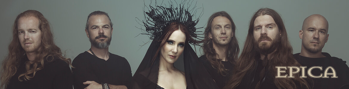 Epica Official Merchandise and Music