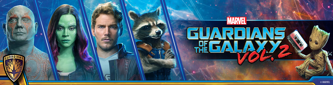 Guardians of the Galaxy KAT